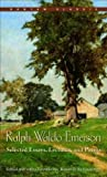 Ralph Waldo Emerson (Oxford Authors) (0192814370) by Emerson, Ralph Waldo