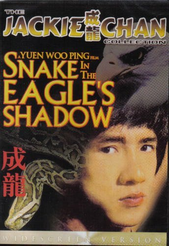 Snake In The Eagles Shadow Cover