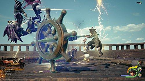 キングダム ハーツIII - PS4 ゲーム画面スクリーンショット11