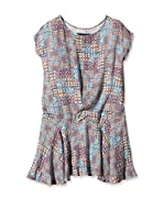 Chipie Vestido Burning Man Junior D3 (Multicolor)