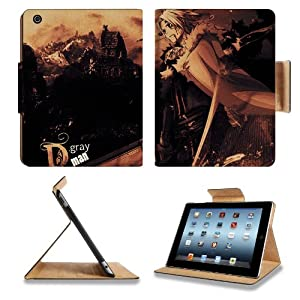 D GRAY MAN Dusk Photo Apple Ipad 4 Flip Case Stand Anime Game Manga Comic ACG Smart Magnetic Cover Open Ports Customized Made to Order Support Ready Premium Deluxe Pu Leather 9 7/8 Inch (250mm) X 7 7/8 Inch (200mm) X 5/8 Inch (17mm) Woocoo Ipad Professional Ipad 3rd generation Accessories Retina Display Graphic Background Covers Designed Model Folio Sleeve HD Template Designed Wallpaper Photo Jacket Wifi 16gb 32gb 64gb Luxury Protector