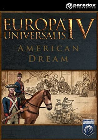 Europa Universalis IV: American Dream [Online Game Code]