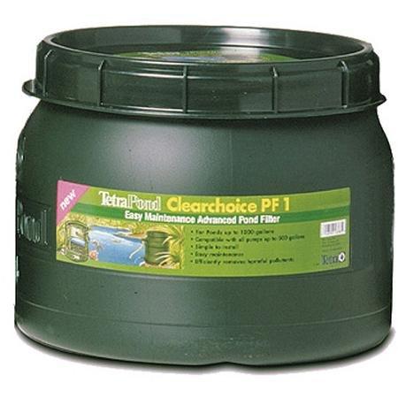 Tetra Pond 16783 1200 Gallon ClearChoice Biofilter - Tetra Tubing