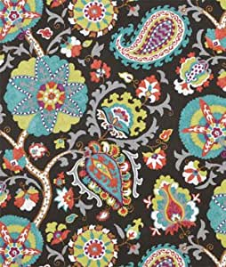 Amazon.com: P. Kaufmann Ladbroke/Har Licorice Home Decor Drapery