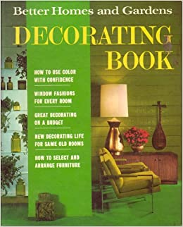 Better Homes And Gardens Decorating Book Better Homes And