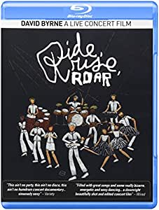 David Byrne: Ride Rise Roar [Blu-ray]