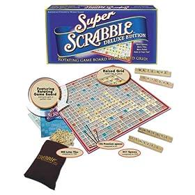 Super Scrabble!