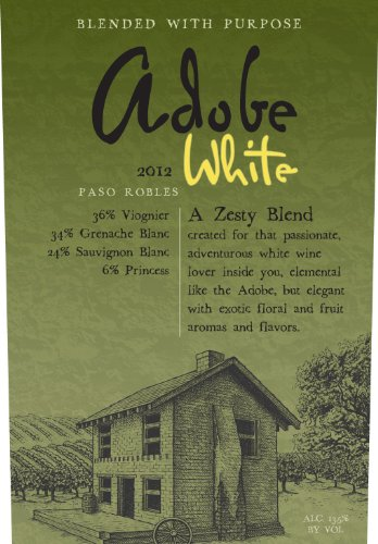 2012 Clayhouse Wines Adobe White 750 Ml