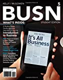 BUSN 5 (with Introduction to Business CourseMate with eBook Printed Access Card)