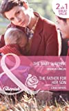 img - for The Baby Surprise: The Baby Surprise / The Father for Her Son (Brides & Babies, Book 4) (Mills & Boon Cherish) by Brenda Harlen (2011-05-01) book / textbook / text book