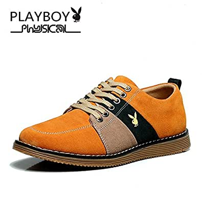 Amazon.com: Playboy Footwear Men's Sneakers Climbing ...