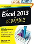 Excel 2013 For Dummies (For Dummies (...