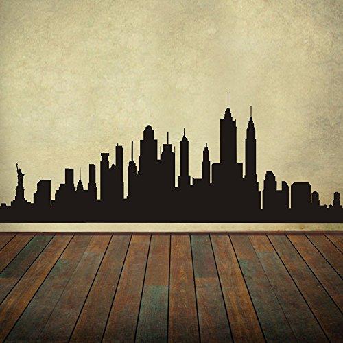 ciudad-de-nueva-york-skyline-pared-vinilo-adhesivo-adhesivo-de-pared-ctiy-nueva-york-wall-art-skylin