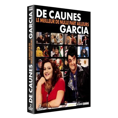 [MU] [DVDRiP] De Caunes-Garcia (coffret 2 DVD) : Le Meilleur de nulle part ailleurs