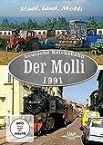 DVD Cover 'Der Molli 1991 - Deutsche Reichsbahn