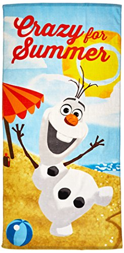 Olaf Crazy for Summer