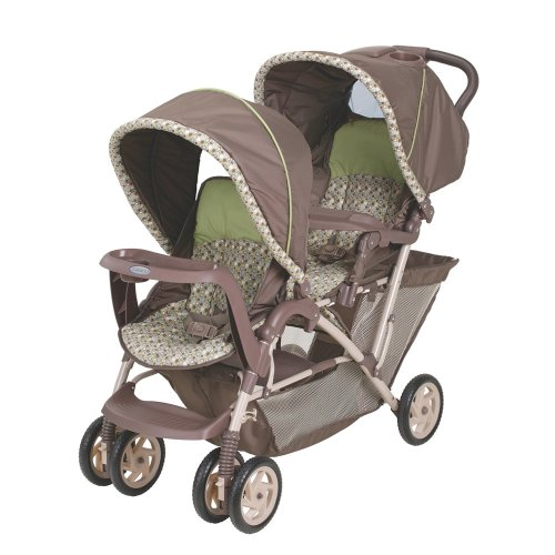 Graco duoglider stroller lowery car seat and stroller for Chaise haute graco contempo