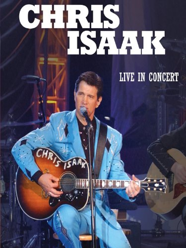 Chris Isaak: Live