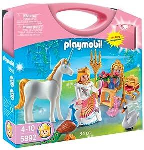 PLAYMOBIL Princess Carrying Case Playset by PLAYMOBIL