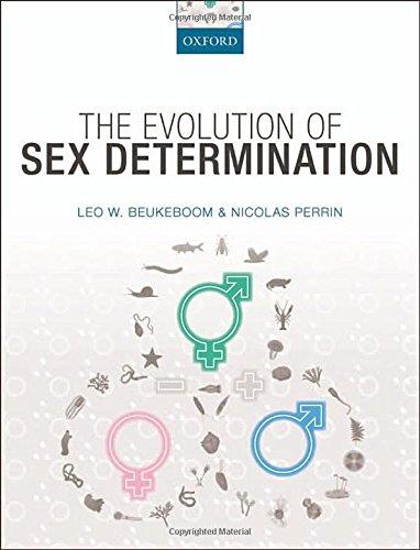 The Evolution of Sex Determination