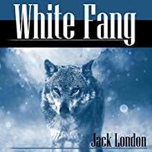 White Fang Audiobook by Jack London Narrated by Kevin Theis