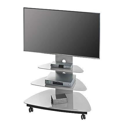 TV Board mit Rollen schwenkbar Pharao24