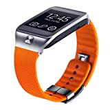 Samsung Gear 2 & Neo Smartwatch Replacement STRAP-BAND - Orange - OEM