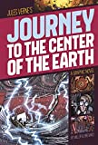 img - for Journey to the Center of the Earth (Graphic Revolve: Common Core Editions) book / textbook / text book