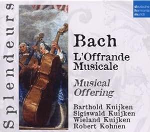 L'Offrande Musicale (Musical Offering)
