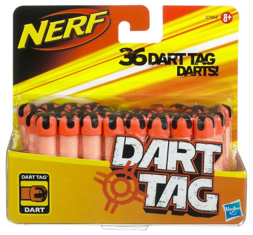 Nerf Mega Dart Tag Refill (36 Pack)