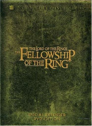 Cover art for  The Lord of the Rings: The Fellowship of the Ring (Four-Disc Special Extended Edition)