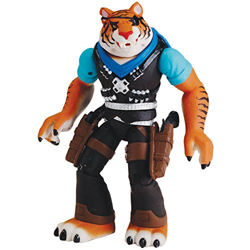 Teenage Mutant Ninja Turtles Tiger Claw Figure - 1