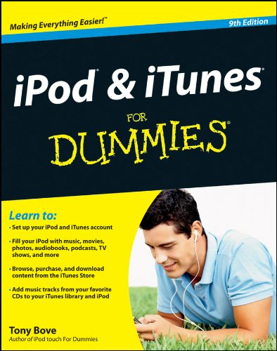 iPod and iTunes For Dummies (For Dummies (Computers))