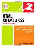 HTML, XHTML, and CSS, Sixth Edition (0321430840) by Castro, Elizabeth
