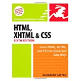 HTML, XHTML, and CSS, Sixth Edition ~ Elizabeth Castro