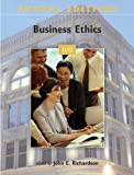 Annual Editions: Business Ethics 11/12 (007352865X) by Richardson, John