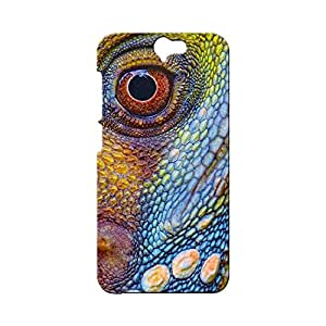 BLUEDIO Designer Printed Back case cover for HTC One A9 - G7486