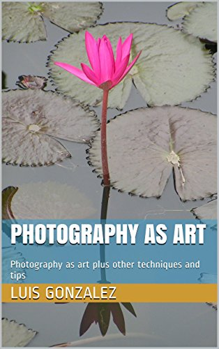 Photography as Art: Photography as art plus other techniques and tips