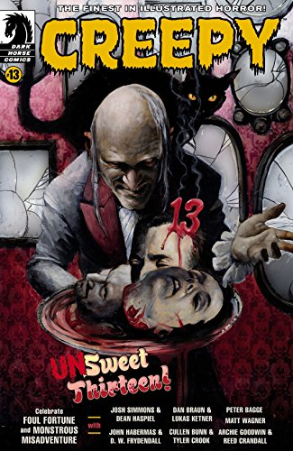 Creepy Comics #13 (Creepy Comics Vol. 1) (Josh Braun compare prices)
