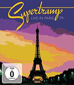 Live in Paris 1979 [Blu-ray] [Import allemand]