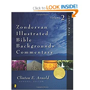 John (Zondervan Illustrated Bible Backgrounds Commentary) Andreas J. Kostenberger