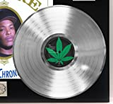 Doctor Dre Platinum LP Record LTD Edition Award Style Collectible Display
