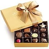 Godiva Chocolatier Classic Gold Ballotin, 19 Count, Net Wt 7.2 oz