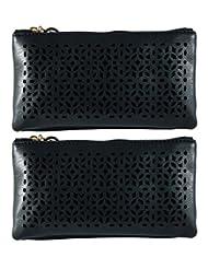 Fleuretta Wallet | Sling ( Combo Of 2 Slings ) By Heels & Handles (N1248)