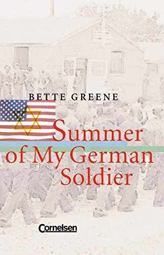 summer of my german soldier essay Unlike most editing & proofreading services, we edit for everything: grammar, spelling, punctuation, idea flow, sentence structure, & more get started now.