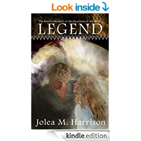 Legend (Guardians of the Word Book 4)