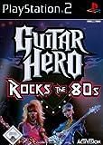 echange, troc Guitar Hero Rocks the 80s [import allemand]