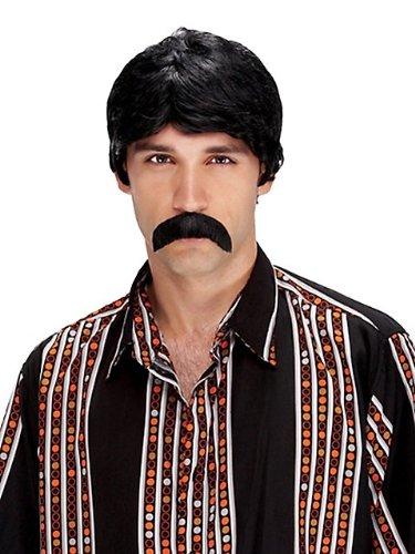 Comedian Mustache Costume Accessory - 1