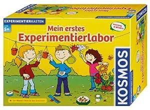 KOSMOS 603106 Mein erstes Experimentierlabor