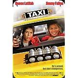 Taxi pelicula metal poster cartel hojalata signo 20x30cm